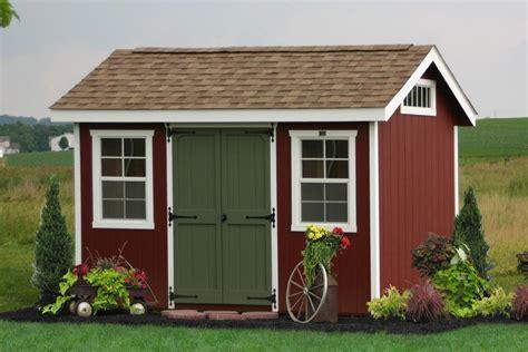 storage sheds  guide