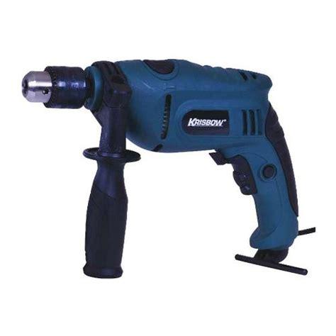 Bor Impact Drill jual krisbow impact drill kw0701000 murah bhinneka
