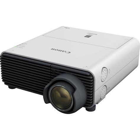 Proyektor Lcos Canon Realis Wux400st Pro Av Lcos Projector 8678b002 B H Photo