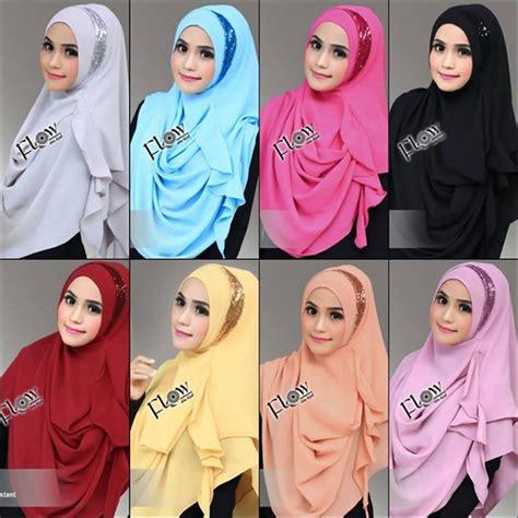 tutorial jilbab keren model jilbab pashmina instan moon terbaru 2017 bundaku net