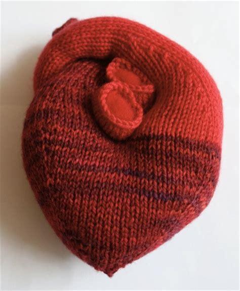 heart knitting pattern uk knitty heart winter 2008