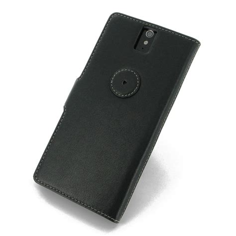 Sony Xperia C5 Ultra Leather Back Cover sony xperia c5 ultra leather flip carry cover pdair sleeve pouch