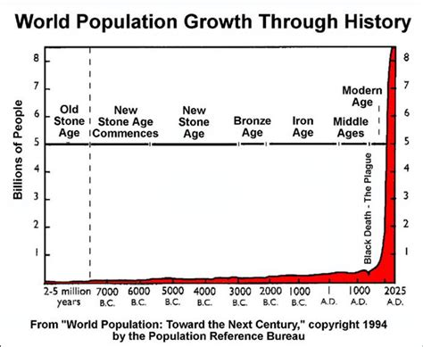 history and pattern of human population growth world population growth through human history life the