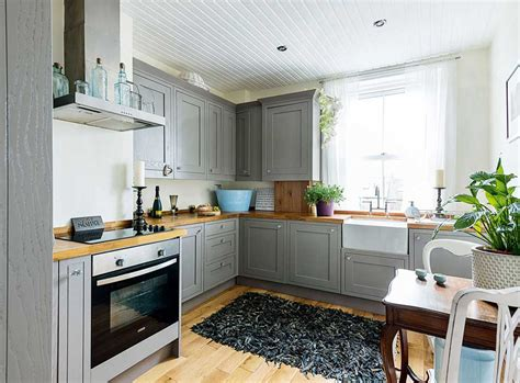 Kitchen Decorating Ideas Uk 8 Modern Makeovers Of Victorian Homes Real Homes