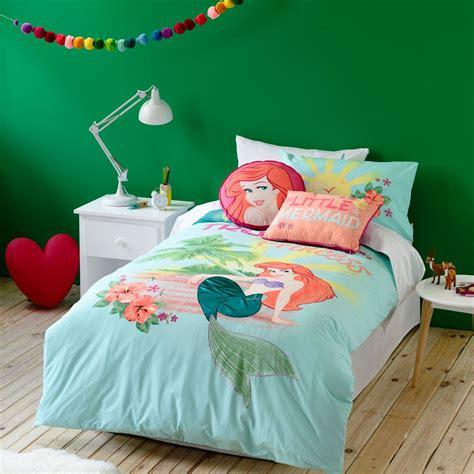 Mermaid Bedroom Set by Mermaid Toddler Bedding Colors Grandkids Nursery