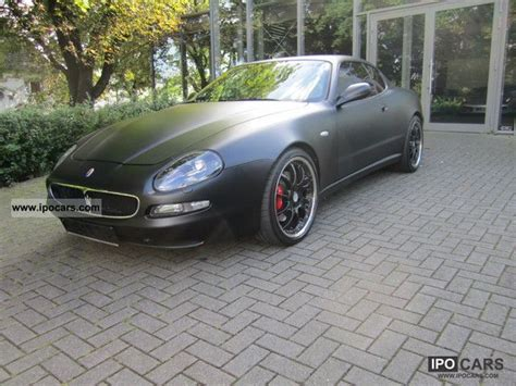 2002 Maserati Coupe Gt 2002 Maserati Coupe Gt German Car Switch Truck Car