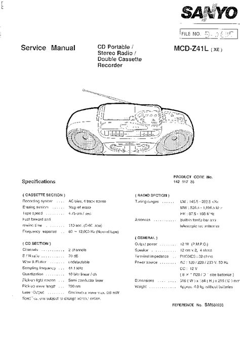 Power Lifier Panasonic sanyo radio schematics cambridge audio radio elsavadorla