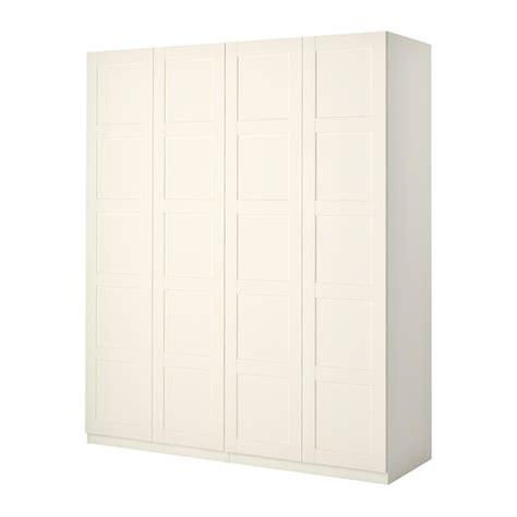 ikea pax white wardrobe pax wardrobe white bergsbo white 200x60x236 cm ikea