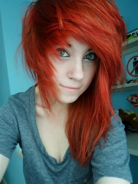 dyed emo hairstyles 404 best images about scene hair on pinterest scene