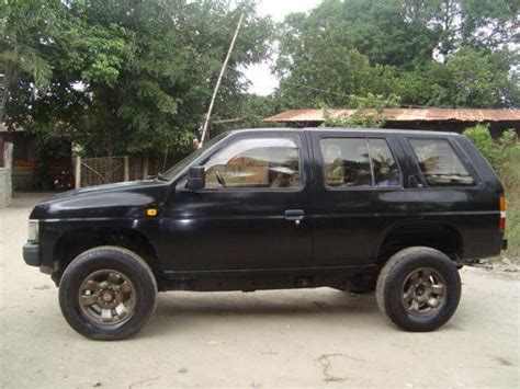 nissan terrano 2004 diesel engine nissan terrano used cars in cavite mitula cars