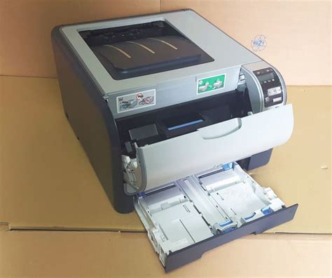 Printer Hp Laserjetcp1515n Color hp cp1515n 2 x color laser printer a4 gebruikte machines