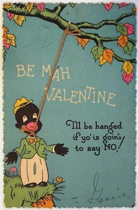 offensive valentines cards vintage valentine s day cards africans and