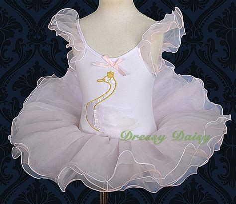 Swan Flower Tutu swan ballet tutu ballerina dancewear dress costume