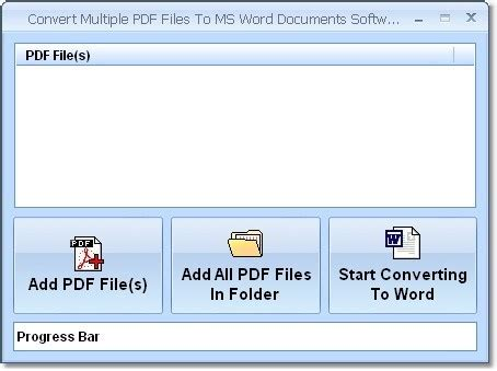 convert pdf to word vb net convert multiple pdf files to ms word documents software