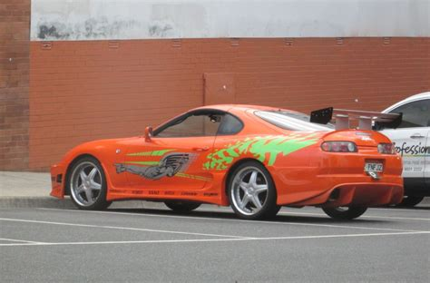 Toyota Supra Ff Cc Outtake Would You Regret That On Monday