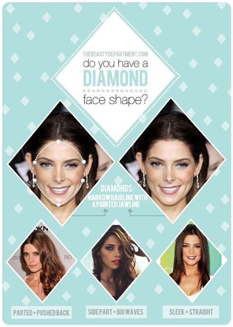 how wide is a normal hairline part 25 best ideas about diamond face shapes on pinterest