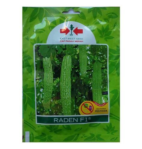 Benih Pare Raden benih panah merah paria raden f1 50 biji jual tanaman
