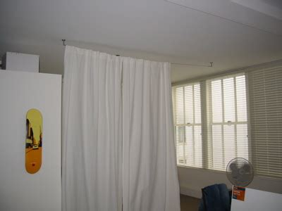 curtains on wire wire curtain room divider 7372