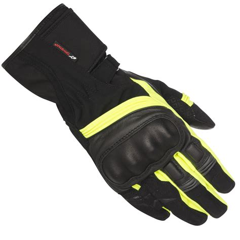 winter motocross gloves alpinestars valparaiso touring waterproof winter