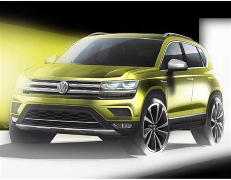 Volkswagen New Suv 2020 by Volkswagen Confirms Production Of New Suv In Puebla