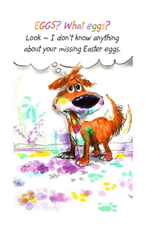 printable happy birthday cards from the dog from the dog greeting card easter printable card