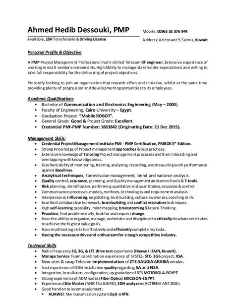 rf engineer resume sle rf optimization engineer resume 28 images rf systems