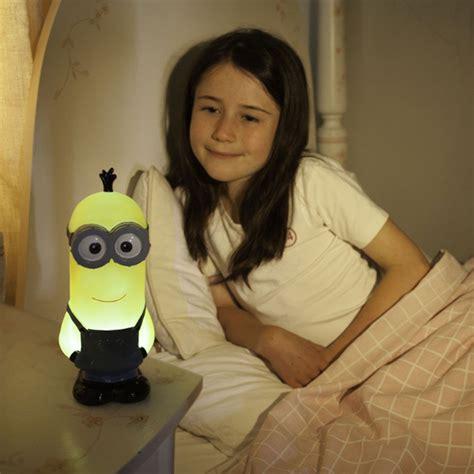 kinder schlafzimmerbeleuchtung minions kinder schlafzimmer beleuchtung nacht le