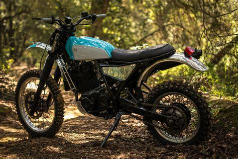 Suzuki Scrambler Motorcycle Suzuki Dr600 Scrambler By Vintage Addiction Bikebound