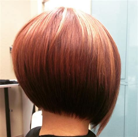 short graduated bob back view 22 cute graduated bob hairstyles short haircut designs