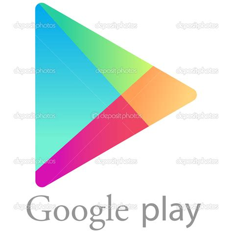 design google play 12 google play store icon vector images android phone