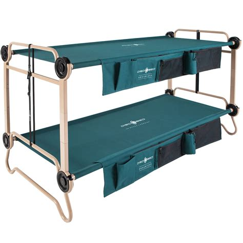 Disc O Bed O Bunk by Disc O Bed With Leg Extensions In Bunk Beds