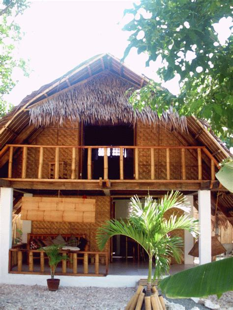 philippines native house designs and floor plans philippines native house design http www beachresortfinder com bamboo pinterest