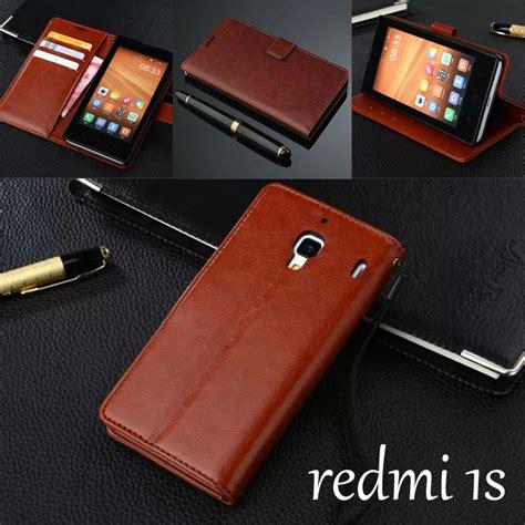 Wallet Xiaomi Redmi 1s Leather for xiaomi redmi 1s cover basiness luxury flip