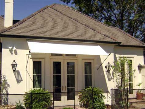 Custom Fabric Awnings by Residential Fabric Awnings La Custom Awnings