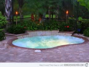 smallest pool 15 great small swimming pools ideas home design lover