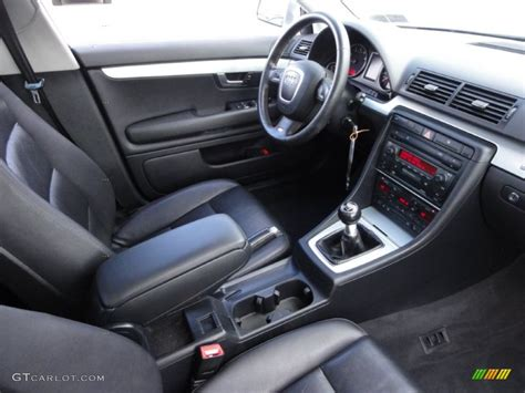 2006 Audi A4 Interior by Interior 2006 Audi A4 2 0t Quattro Sedan Photo