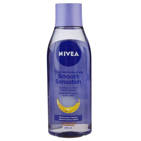 Oils For A Smooth Skin by Nivea Smooth Sensation For Skin Notino