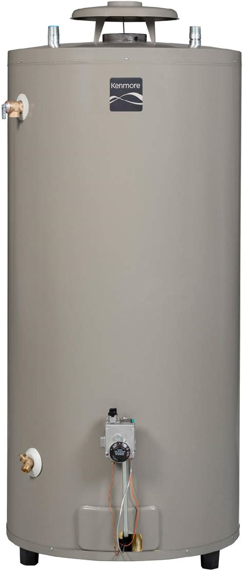 light commercial water heater kenmore 33807 74 gal 3 year tall natural gas water
