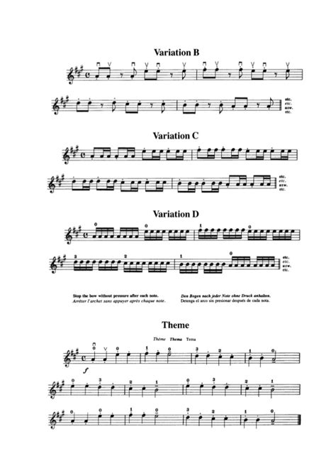 What Is Suzuki Violin Method Suzuki Violin Method Kнига 1