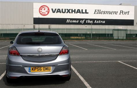 Vauxhall Motors Careers Turmoil For Thousands Of Vauxhall Workers As General