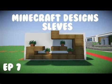 minecraft designs shelves ep 7