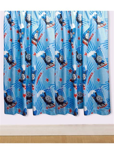 thomas curtains thomas the tank engine thomas and friends race curtains