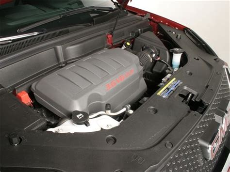 how cars engines work 2007 gmc acadia engine control 2009 gmc acadia overview cargurus