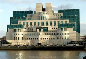 Vauxhall Mi6 Sis Mi6 Headquarters Vauxhall Cross Uk Bond