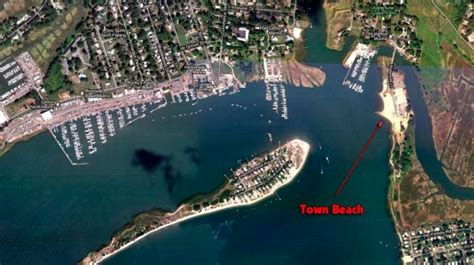 freedom boat club cost ct connecticut town receives 25 000 to repair beach new
