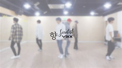 exo electric kiss dance practice vixx s choreography version video of scentist is out for