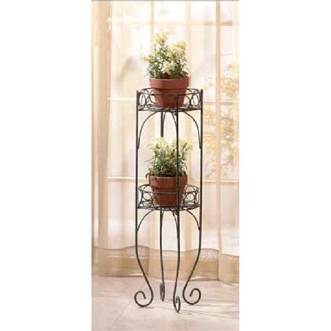 Home Decor Stands by Metal Plant Stands Home Decor Indoor And Outdoor Ebay
