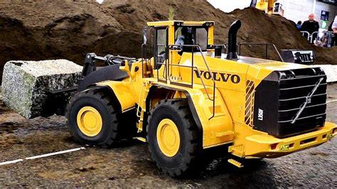 rc volvo rc xxxl 120kg volvo l350s wheel loader with 30kg