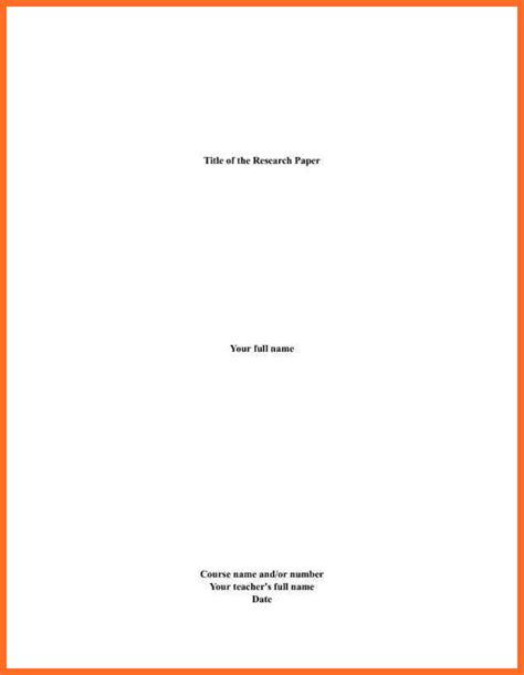 mla title page template mla cover page template soap format