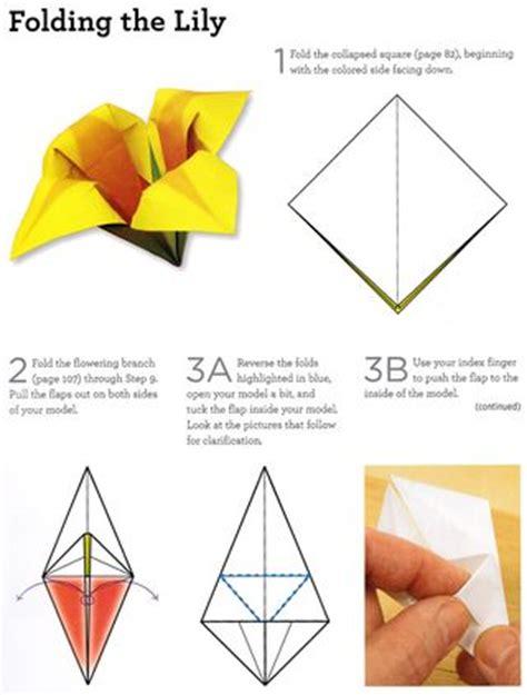 Paper Folding Formula - how to fold an origami from origami 101 quarto creates